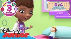 Doc McStuffins - Clip:  Königlicher Besuch in der Spielzeugklinik | Disney Junior