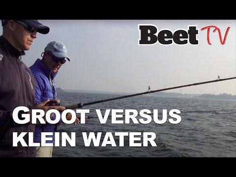 Westin Battle Groot vs. Klein water