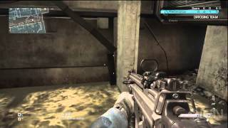 Call Of Duty: Ghosts - Easter Egg Flooded (Map) Gameplay
