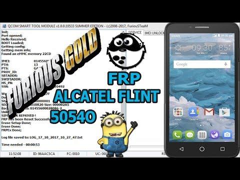 ALCATEL OT-6036A IMEI REPAIR USING FURIOUSGOLD