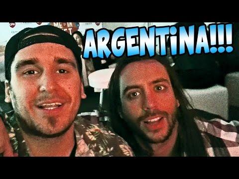 ZOMBIES EN ARGENTINA | El Vlog del CLUB MEDIA FEST de Argentina