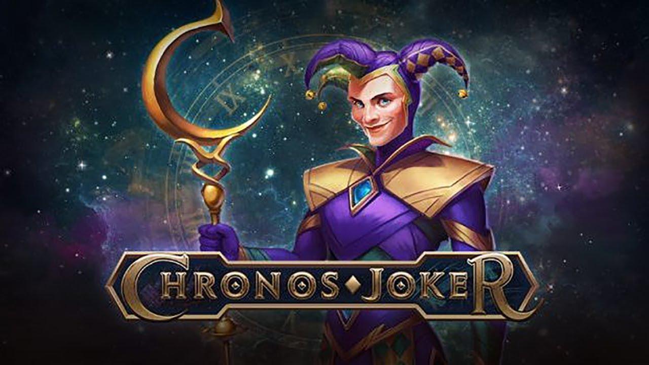 Chronos Joker Online Slot By Play'n Go | mr.play Casino