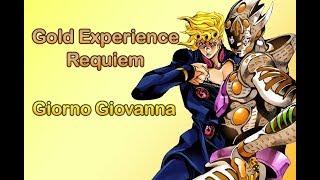 Gold Experience Requiem - Giorno Giovanna (JJBA Musical Leit...