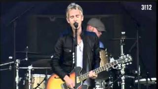 Lifehouse - Hello There + All in  live (pinkpop 2011)