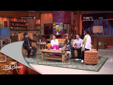 Ini Talk Show - 13 November 2014 Part 2/4 - Ira Swara, Lilis Karlina, Thomas Djorghi dan Alam
