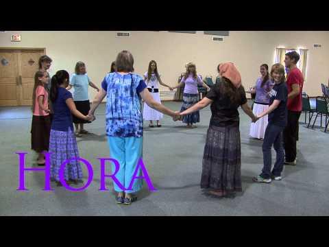 Rejoice in Dance - Teaching video for