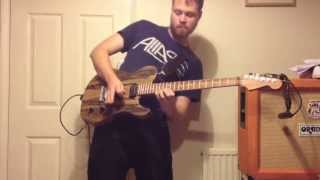 Tom Tattersall - guitar solo from In The Dead of Night by U K