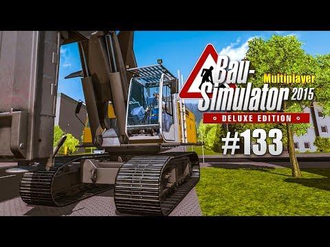 BauSimulator 2015 Multiplayer 133  Bauexperten am Drehbohrgerät! CONSTRUCTION SIMULATOR Deluxe