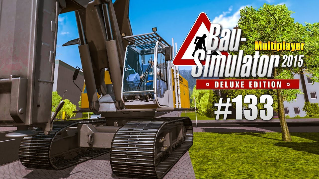 bau simulator 2015 multiplayer 133 bauexperten am. Black Bedroom Furniture Sets. Home Design Ideas