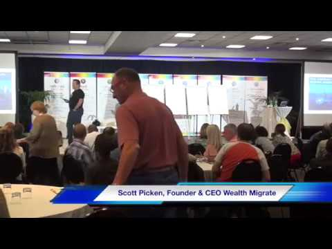 $13 trillion opportunity Fast Forward 2017 | Wealth Migrate | WealthE Coin