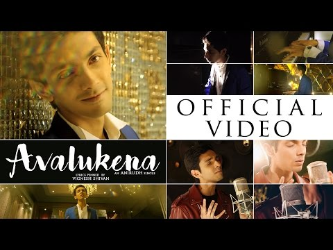 Mix - Avalukena - Song Video | Anirudh Ravichander, Srinidhi Venkatesh | Vignesh Shivan