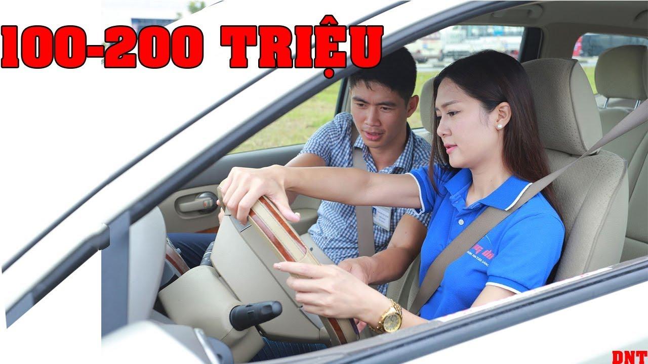 Tiết lộ mức lương khủng của giáo viên dạy lái xe (100 - 200 triệu/tháng) - YouTube