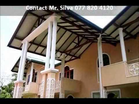 Luxury House For Sale At Navinna Maharagama