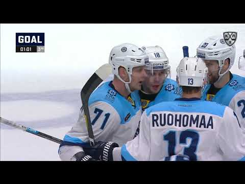 Puustinen Wrists On To Win The Game For Sibir