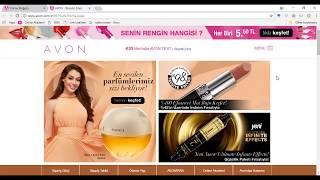 Avon Nasıl Sipariş Verilir | Suzi Team