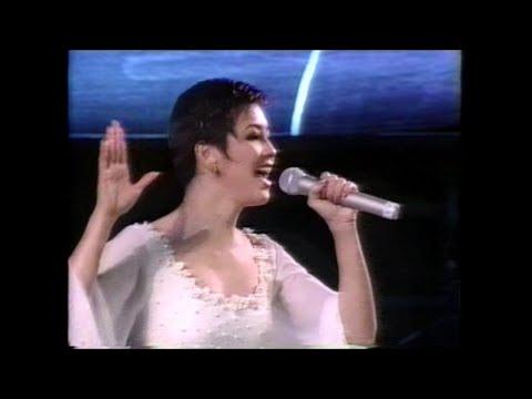 Regine Velasquez - Sukiyaki - Ue Wo Muite Arukou(上を向いて歩こう) in Japan, 1995