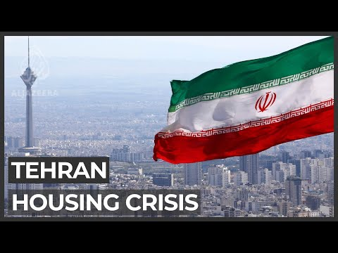 Tehran housing cost skyrockets as people struggle to afford rent