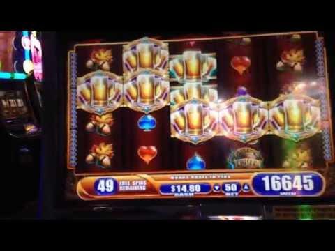 HUGE TOP 5 BONUS! BIER HAUS Slot Mega Win 80 Free Spins ~ 1000x Pay