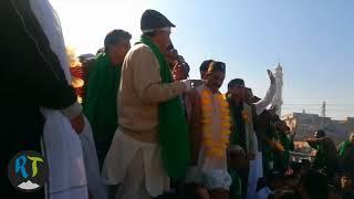Pakistani MNA JavedLatif says Ahmadiyya Muslims should be given death penalty
