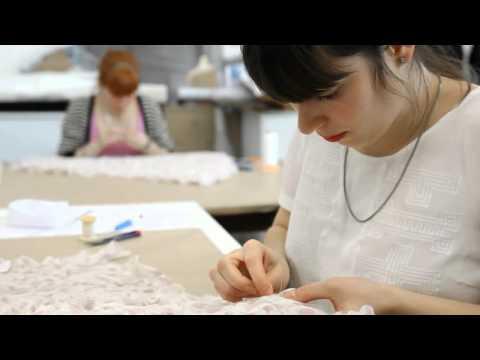 SCHIAPARELLI Haute Couture Spring Summer 2014 – The making of (Part 2)