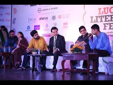 नौजवान - उनके तेवर और तसव्वुर - Just Jawani ! | Lucknow Literature Festival 2016