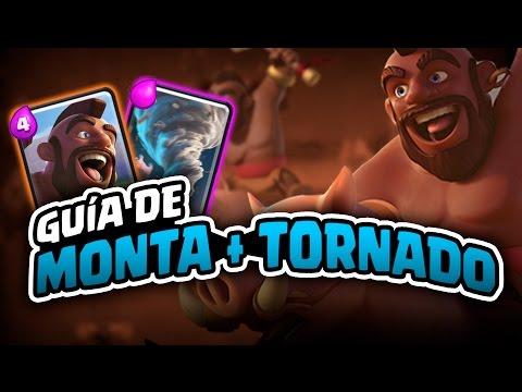 Guía de Monta+Tornado, el mazo más loco!