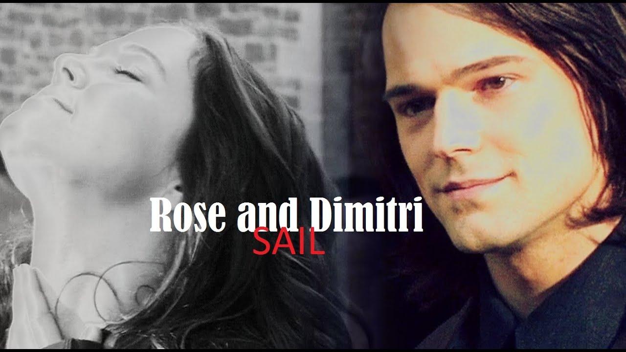 Vampire Academy - Rose and Dimitri | Sail - YouTube Danila Kozlovsky Vampire Academy