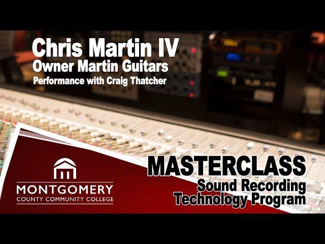 SRT Master Class with Chris Martin and Craig Thatcher