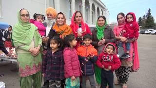 Gurudwara Singh Sabha Edmonton Celeberates Diwali