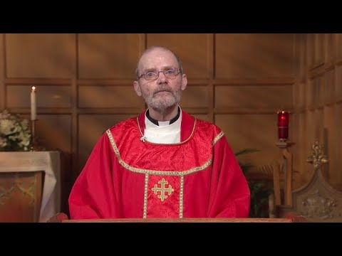 Catholic Mass Today | Daily TV Mass, Monday August 10 2020