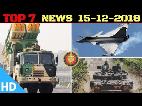Indian Defence Updates : Supreme Court on Rafale Deal,IAF Tests Spyder,New Air Wing For NSG