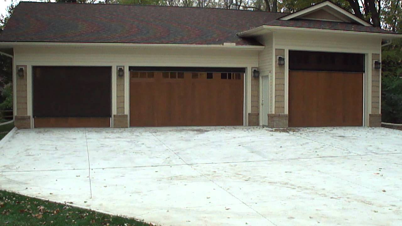 FlyAway Motorized Screens And Clopay Canyon Ridge Garage Doors.1.MP4