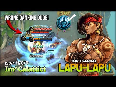 Undead Lapu-lapu with Perfect Skill Combo by Im^Calattict Top 1 Global Lapu-lapu ~ Mobile Legends