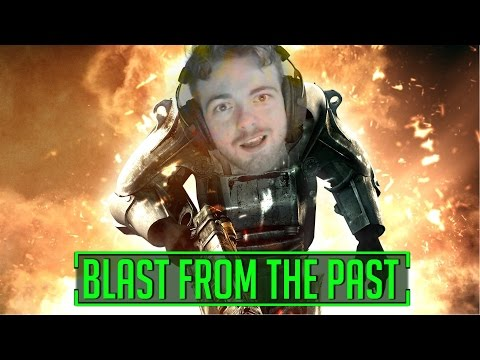 Reacting To The FALLOUT 3 Trailer For MY FIRST TIME EVER!