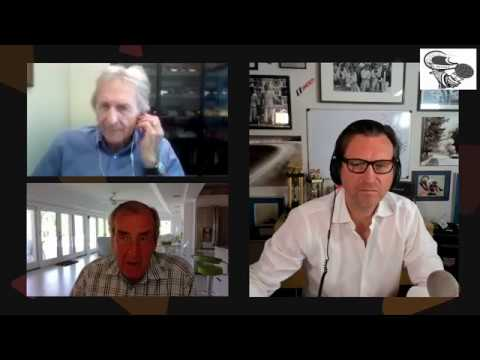 David Hobbs | Racing Fast And Funny Guy | The Justin Bell Show Ep5