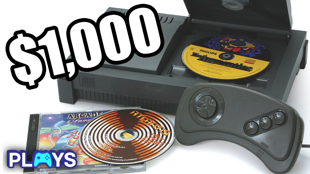 The Most Expensive Video Game Console of All Time
