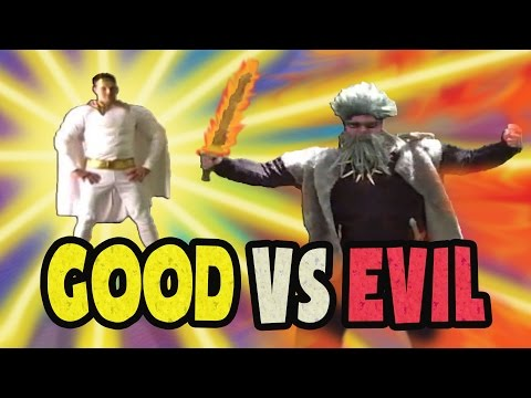 Good vs. Evil - Hunter Assassin