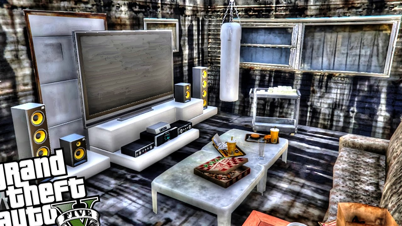 Man Cave Store Gta : Epic man cave gta pc mod youtube