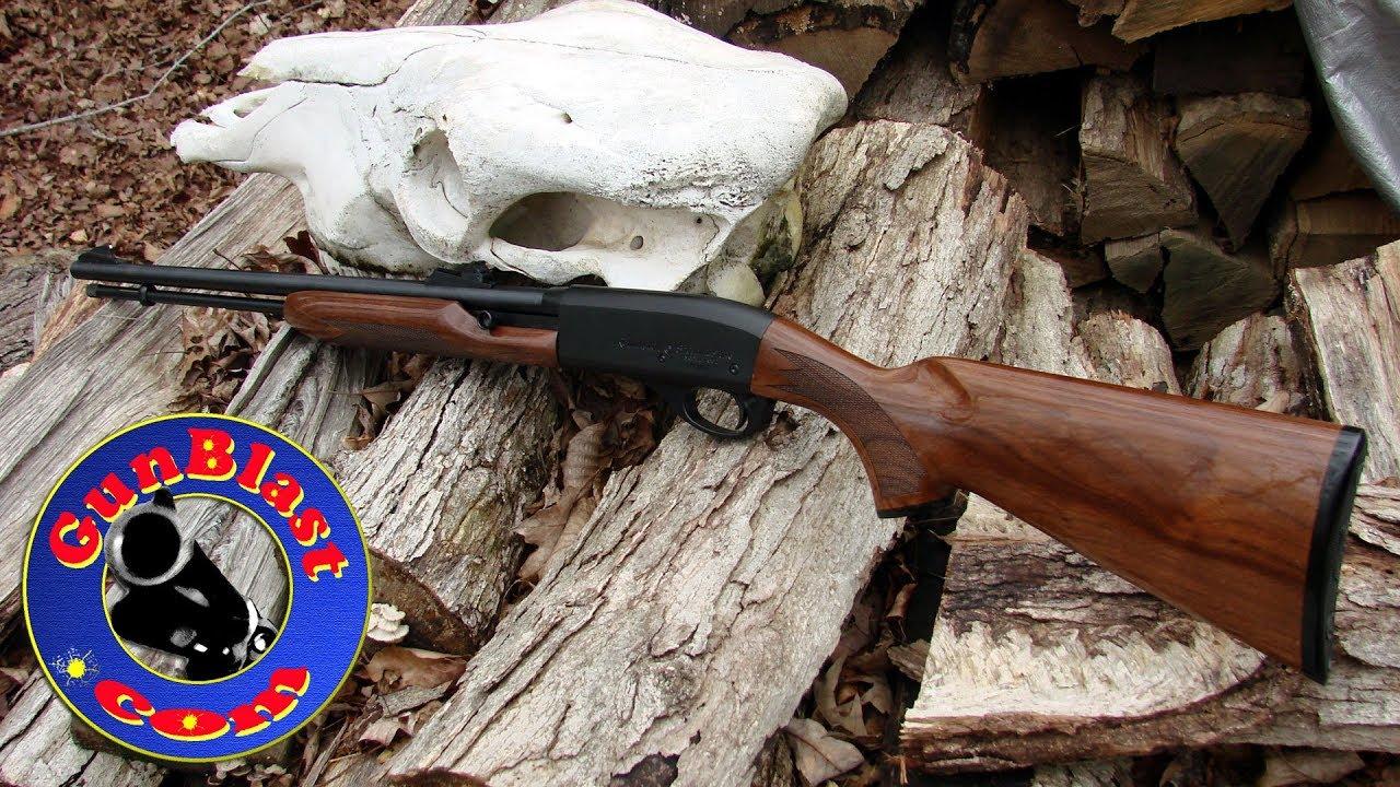 "Remington Model 552 ""Speedmaster"" 22 Caliber Rimfire Semi-Auto Rifle -  Gunblast com"