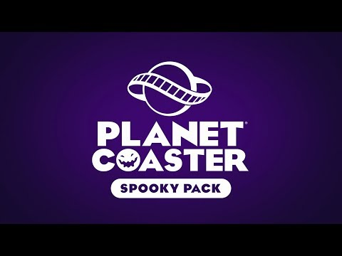 Planet Coaster - What's in the Spooky Pack?