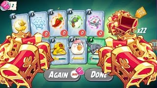 Is The 25 Treasure Chest Frenze Worth It ~ Angry Birds 2