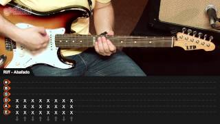 By The Way - Red Hot Chili Peppers (aula de guitarra)