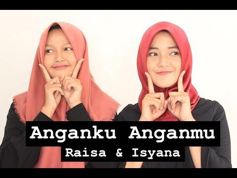 Anganku Anganmu - Raisa & Isyana (Cover) ft. Retno Ajeng K. II Cover Indonesia