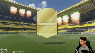 FIFA 17 - WALKOUT PLAYER IN AN SBC PACK! #4