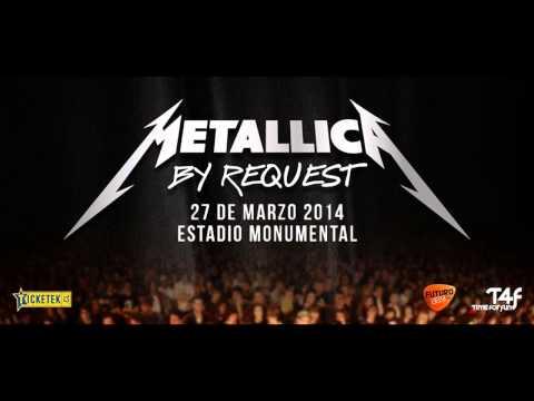 Metallica By Request - Estadio Monumental - Santiago, Chile 2014 (Full Concert)