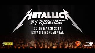 Metallica By Request - Estadio Monumental - Santiago, Chile 2014 (Full Concert)