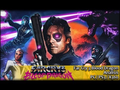 Far Cry 3 Blood Dragon - Análisis