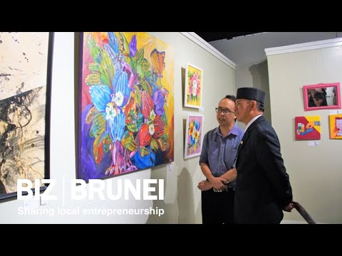 Youth and veteran artists come together for Brunei's largest art showcase
