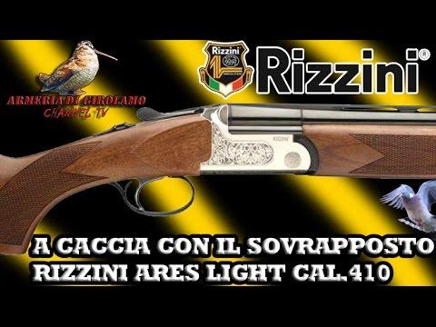 Caccia al Colobaccio con fucile Rizzini Ares Light .410 - Caccia ...