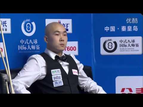 (CCTV5) Yang Fan VS Liu Chuang - Final - 2016 World Chinese 8 Ball Masters